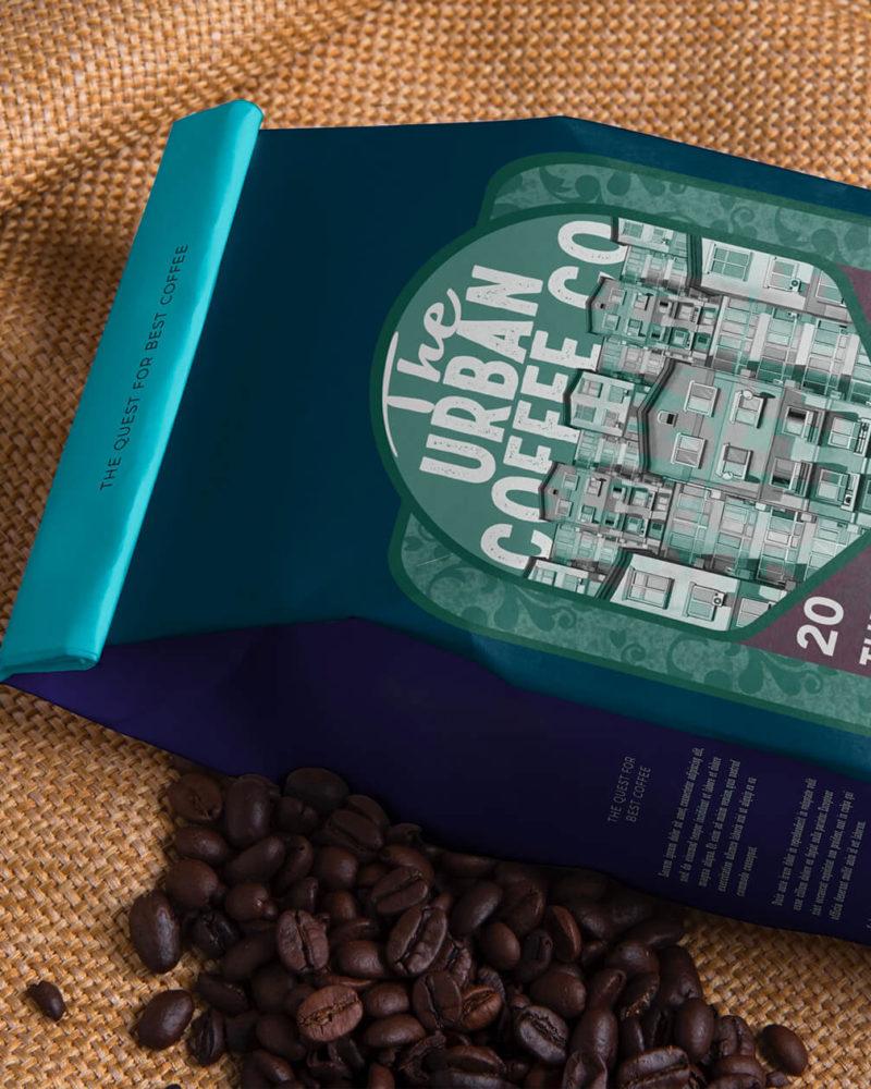 THE URBAN COFFEE CO